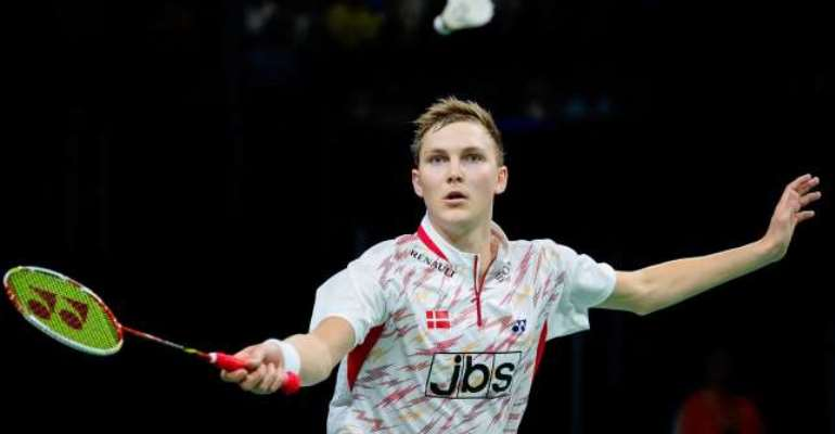 Badminton: Danish delight in Paris as Viktor Axelsen and Hans-Kristian Vittinghus advances