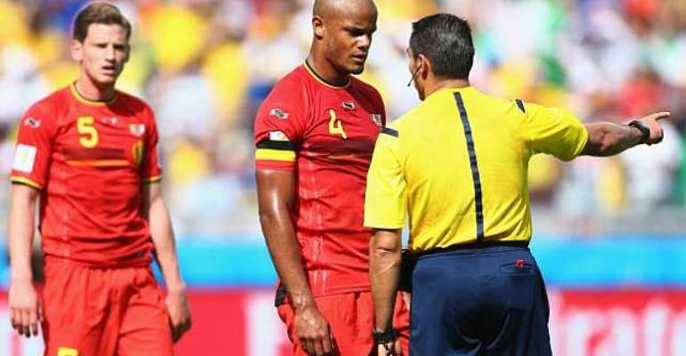 Marc Wilmots refuses to rule out Vincent Kompany