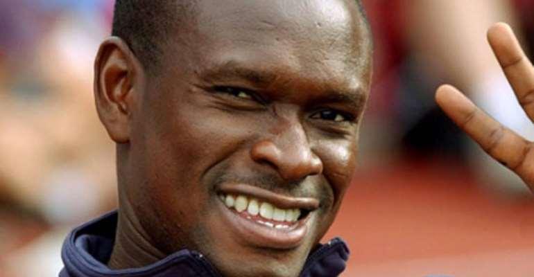 former Ghana skipper Ck Akunnor