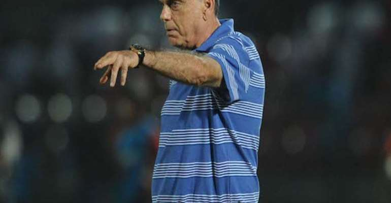 Avram Grant rules out gatecrashers for 2017 Africa Cup of Nations Cup