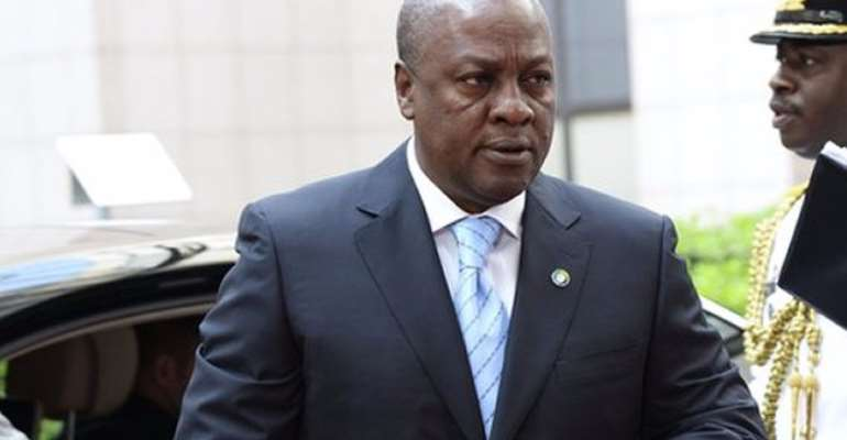 President Mahama appointed Co-Chair of group to champion SDGs