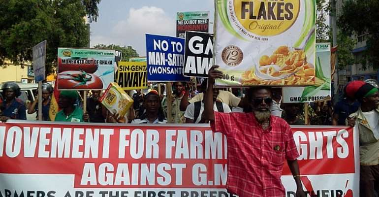 Why Are GM Foods Being Sold In Ghana Without Labels?