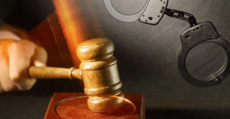 Driver sentenced 18 years for robbery