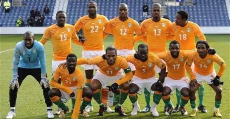 African eyes turn toward World Cup hopefuls