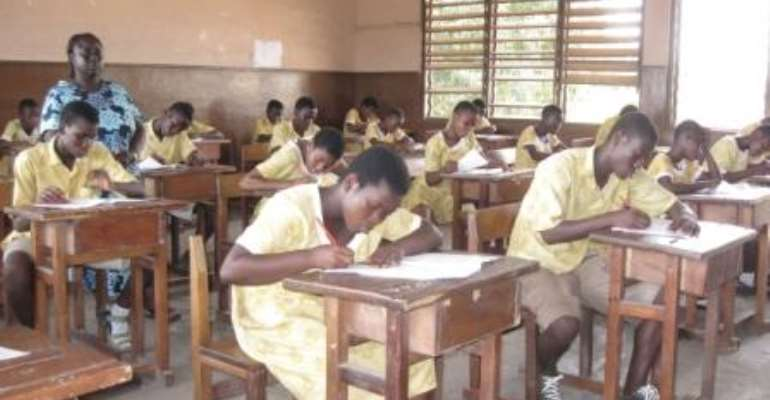 Ghana's Educational System Is Floored—VODEC