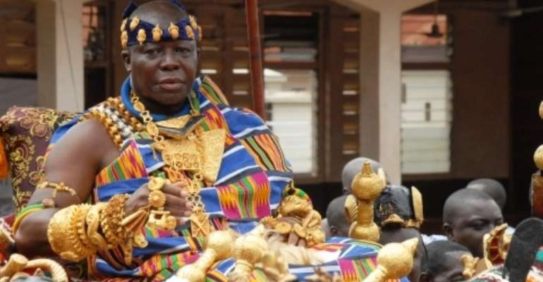 The Unprecedented Exhibition Of Myopic Wickedness By The Akan Chiefs