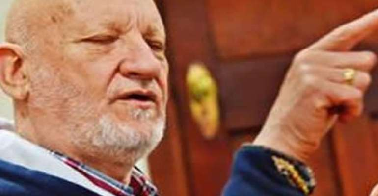 Deaf and blind priest Father Cyril Axelrod was refused a seat on a plane to Joburg.