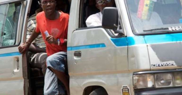 Don't Rush In Picking And Dropping Passengers--Brong-Ahafo MTTD Warns Drivers