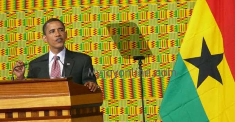 OBAMA'S VISIT TO GHANA AND THE PROMOTION OF AFRICAN AMERICAN ROOTS TOURISM