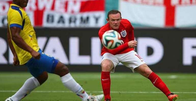 Wayne Rooney: I'm happy to play anywhere