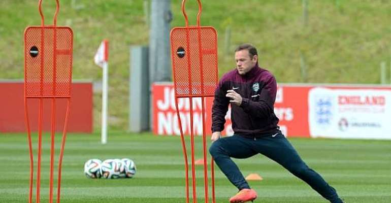Wayne Rooney: I hope World Cup is my tournament