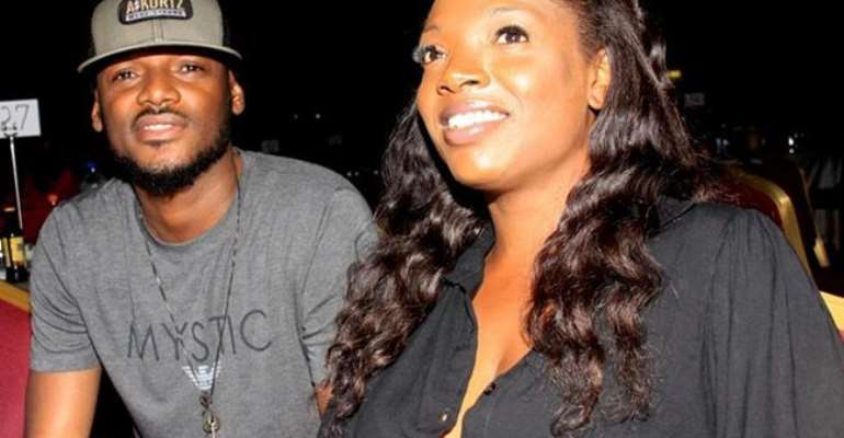 2Face's wife warns alleged family wrecker on Instagram