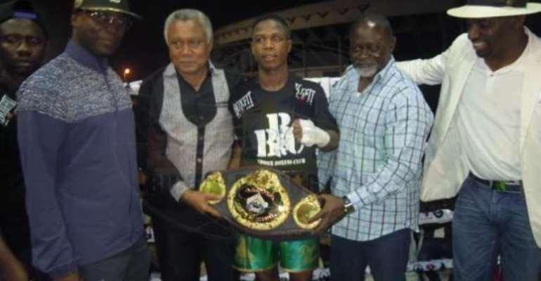 Duke Micah, Isaac Dogboe win vacant titles