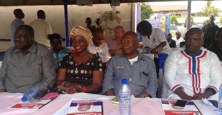 Ken Kuranchie uses Atuguba's imprisonment as campaign message
