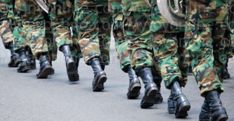 Ghana Armed Forces Applauded For Peace And Stability