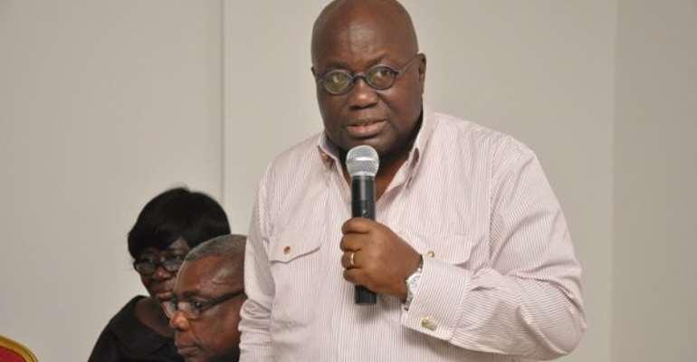 Abetifi MP's death has shocked me – Akufo-Addo