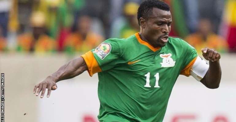 CHAN 2016: Zambia advance after 1-0 win over Uganda