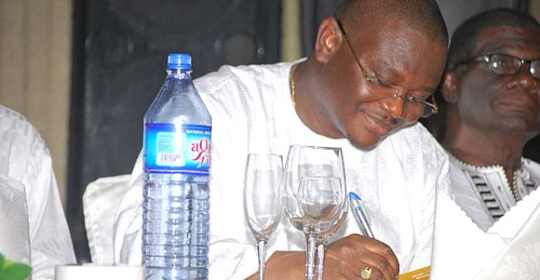 This is an exciting time to grow up in Ghana - Sylvester Mensah