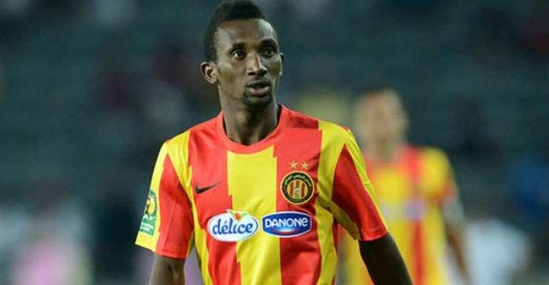 Ghana and Esperance midfielder Harrison Afful
