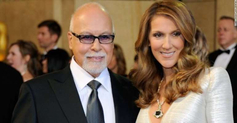 Husband of Céline Dion, René Angélil, has died