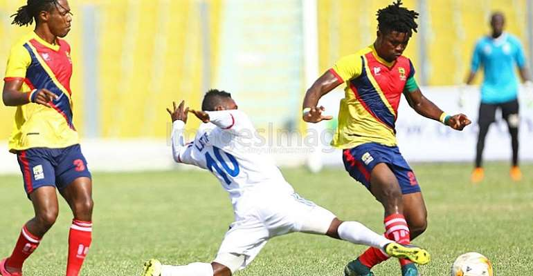 GPHL Week 14: Wa All Stars the biggest winners, Hearts of Oak blow chance to return to the top of the table