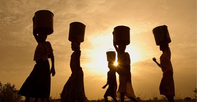 Water becoming scarce commodity worldwide