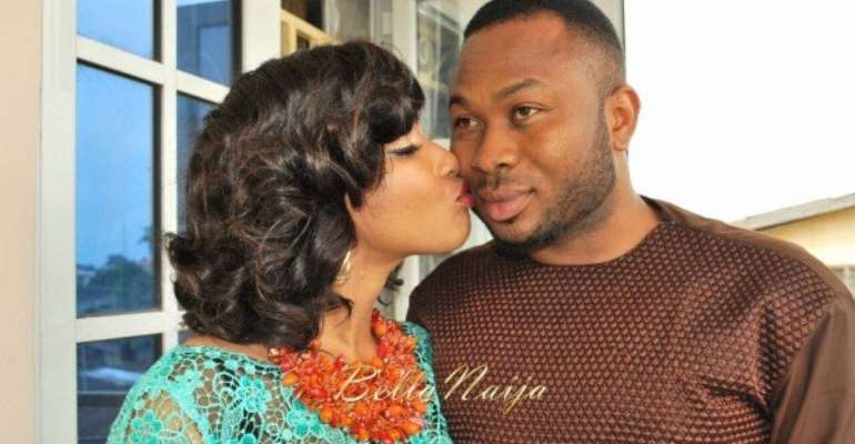 How I found true love with Oladunni Churchill - Tonto Dikeh