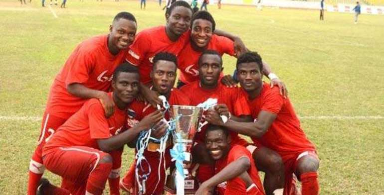 Observation: Ntow Gyan: Kotoko players are not right materials for the club