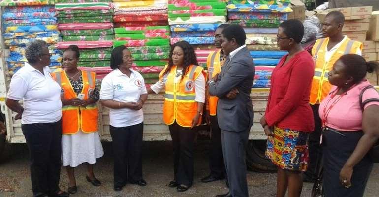 Vodafone donates to flood victims