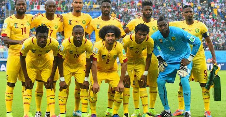 2015 AFCON qualifiers: Cameroon stumble against Sierra Leone