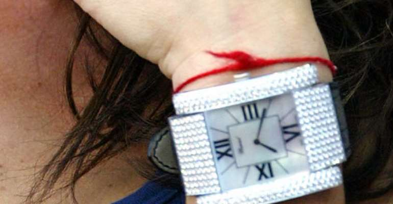 Wearing a red bracelet is a humiliating experience for women at one Norwegian company.