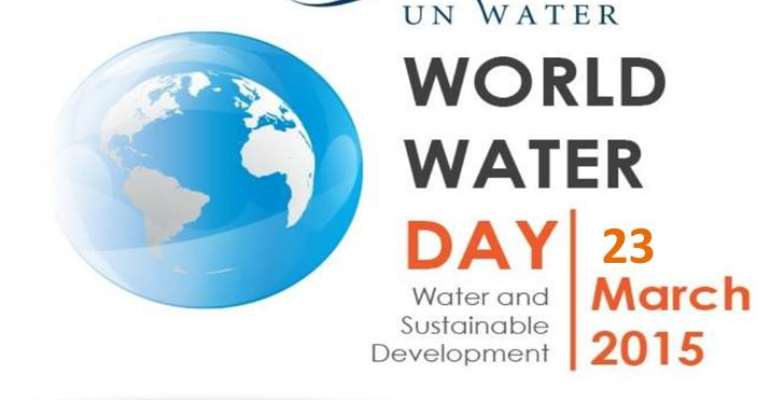 Ministry celebrates World Water Day