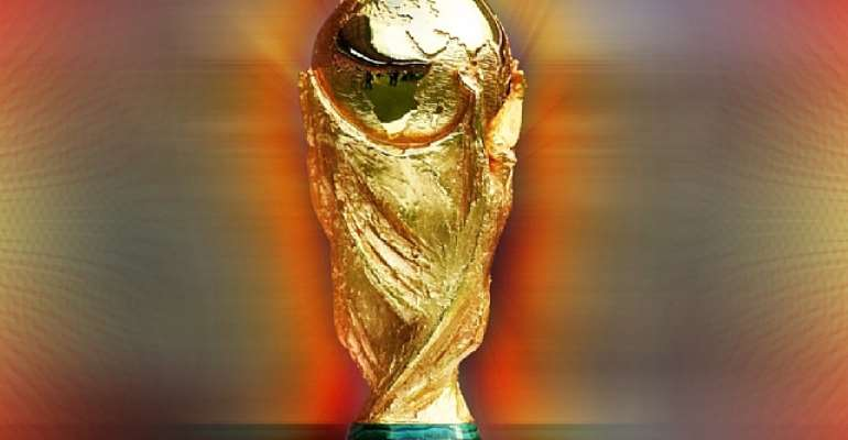 World Cup trophy will be in Ghana in November.