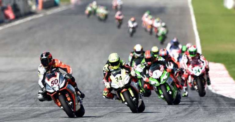 Motorcycling: Thailand added to 2015 World Superbikes calendar