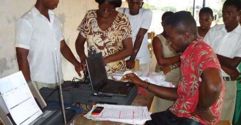 The Register Made For Foreign Votes Cannot Rule Ghana Again