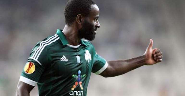 Italian job: Owusu-Abeyie considering Serie A adventure