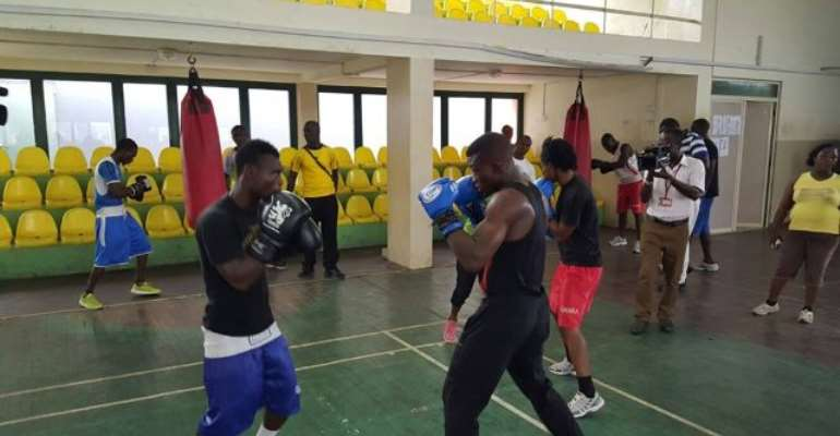 Ghana's Olympic boxing dreams on the verge of collapse