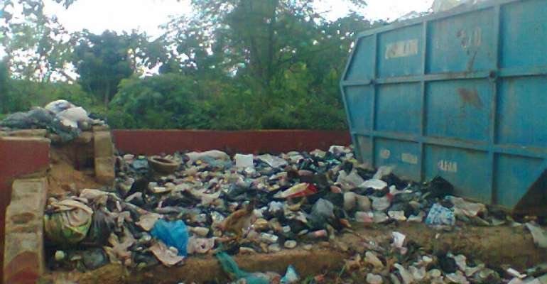 Why And How Waste Disposal Is The Root Cause Of Climate Change And Climate Refugee In Ghana