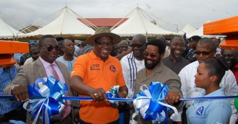 """Accra's """"Lavender Hill"""" to go by July-Mayor declares"""