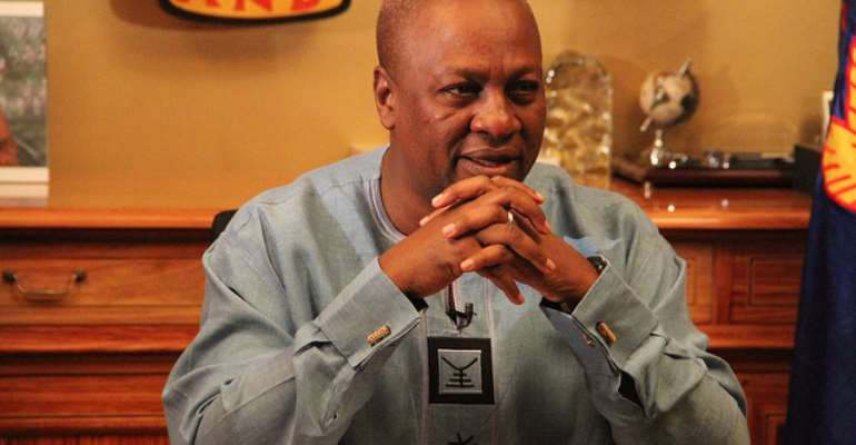 EIU has stated the obvious: Mahama cannot be trusted with Ghana's economy
