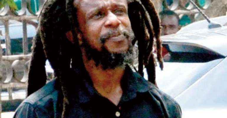 Drama Over Micah Ganja Trial