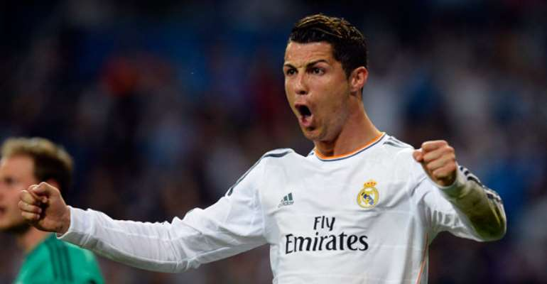 Ronaldo completes Real Madrid training session - but Bale sits out