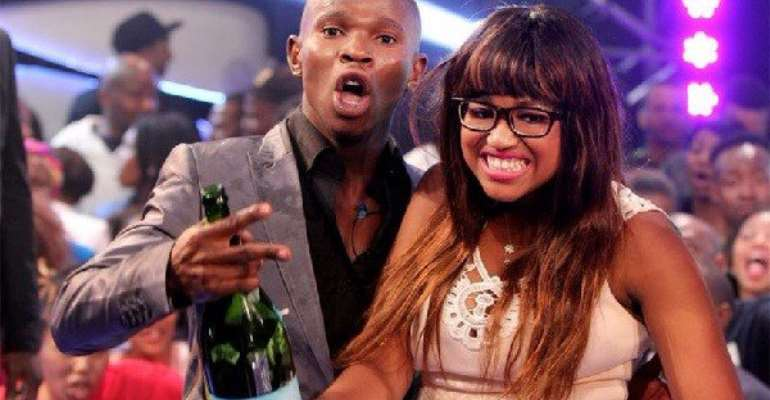 Open sex couple wins South Africa's Big Brother Mzansi