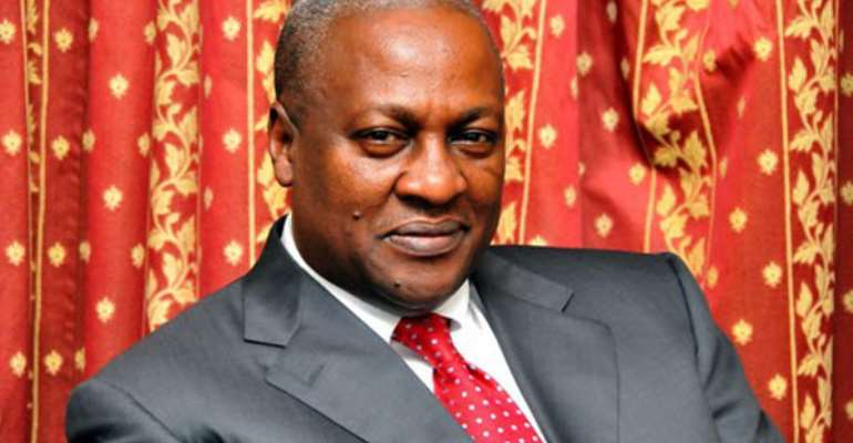 Mahama Deserved To Be Ignored