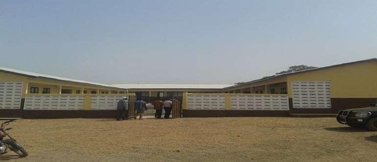 Garu-Tempane District records number of development projects