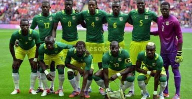 Senegal won all Group matches at Wafu Nations Cup