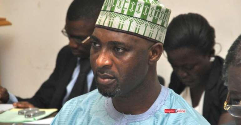 Muntaka Accuses NPP Of