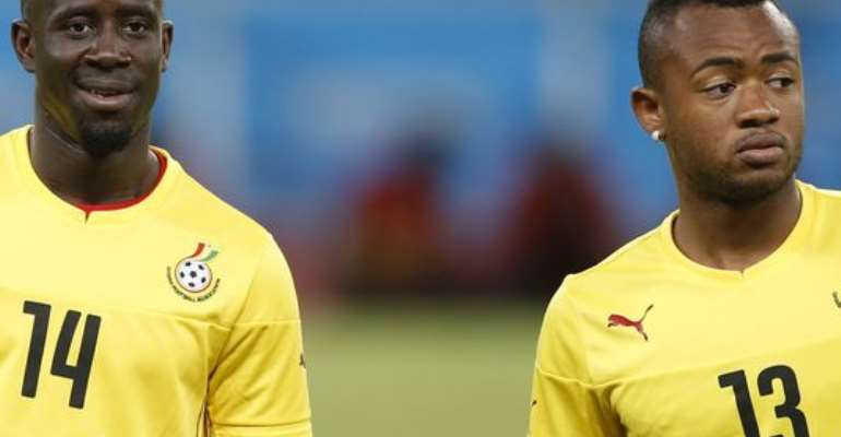 2014 World Cup: Ghana resist talk of World Cup exit