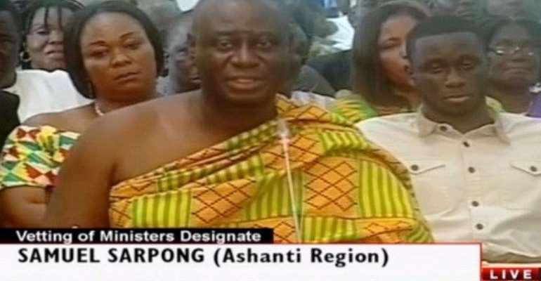 Ashanti Regional Minister denies sabotaging KMA Boss