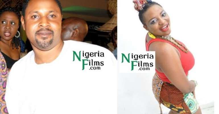 Ex Lovers; Saidi Balogun, Funke Adesiyan Snub Each Other At Lagos Event